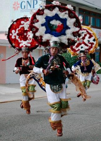 Danza de Pluma - Teotitlán del Valle 2007