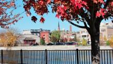 Downtown Janesville, Wisconsin