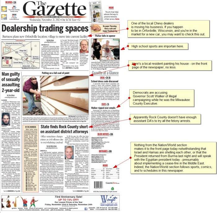 Gazette2010-11-21