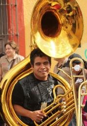 Guy with Tuba 0413