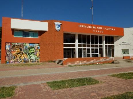 Dirección de Arte y Cultura, UABJO Campus