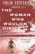 Book Cover - The Woman Who Wouldn't Die