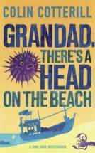 Book Cover - Grandad, There's a Head on the Beach