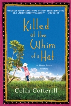 Book Cover - Killed at the Whim of a Hat