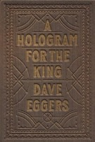 Book Cover - A Hologram for the King