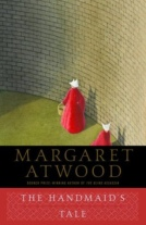 Book Cover - The Handmaid's Tale