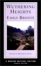 Book Cover - Wuthering Heights