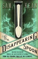 Book Cover - The Disappearing Spoon