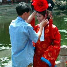 Costume Photo Preparation - Summer Palace Park