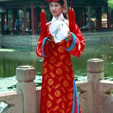 Costume Photo - Summer Palace Park