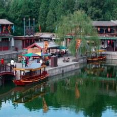 View at Summer Palace Park