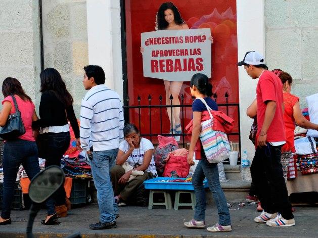 Street Scene - Oaxaca, Mexico 2014
