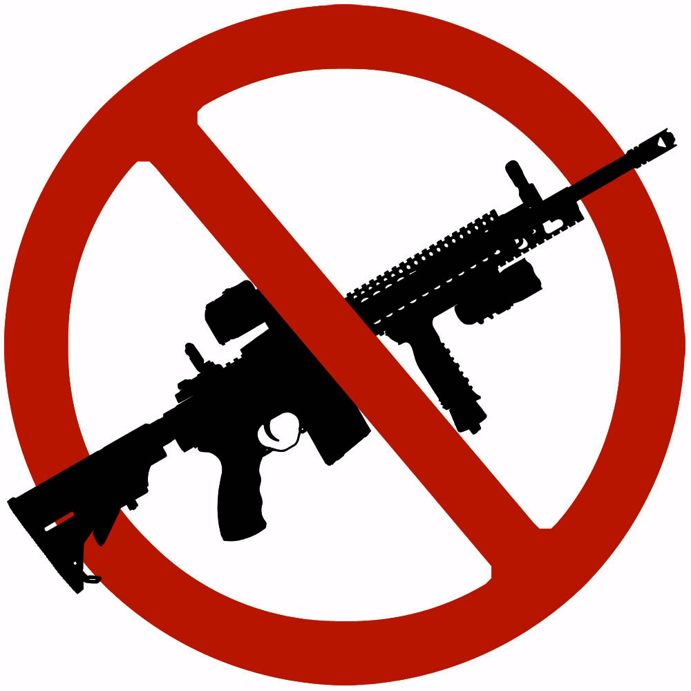 Ban Assault Rifles